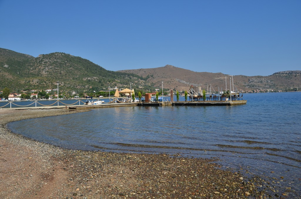 Admiral Beach Resort Sahili ve İskelesi